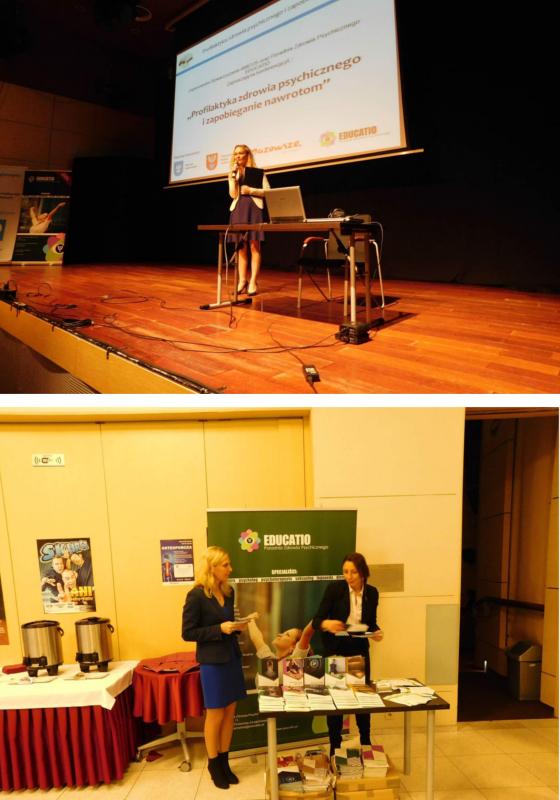 Konferencja Profilaktyka Zdrowia Psychicznego