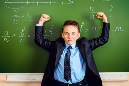 Trening pewności siebie dla dzieci