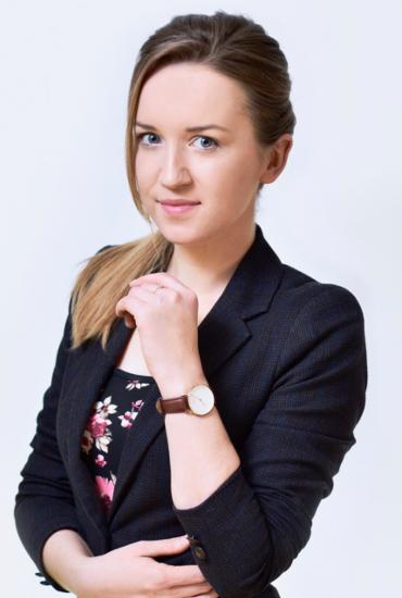 Psycholog dziecięcy Katarzyna Kajak-Serafin