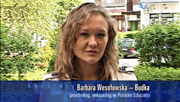 Psycholog Barbara Wesołowska-Budka w LTV - Legionowo